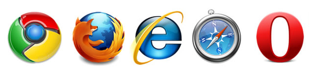 Browsers we support
