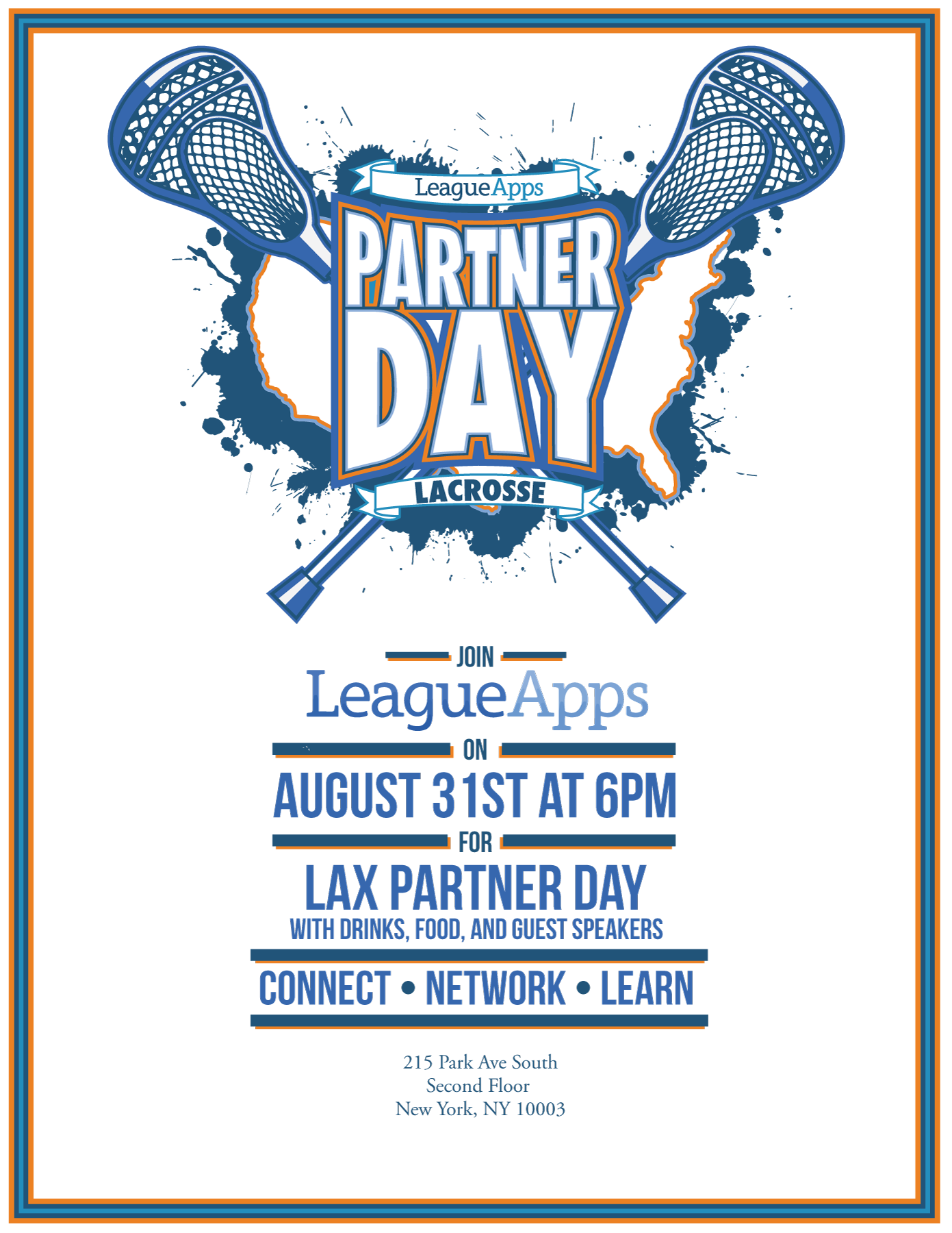Lax Partner Day