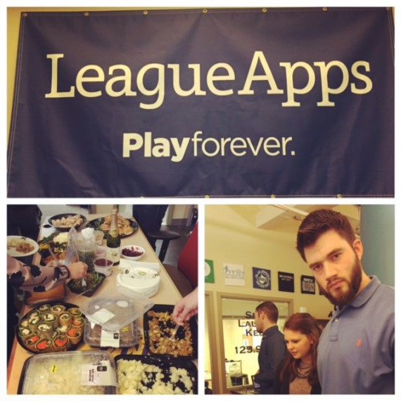 LeagueApps si serious about Thanksgiving