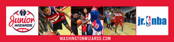 Jr. Wizards Free Clinic