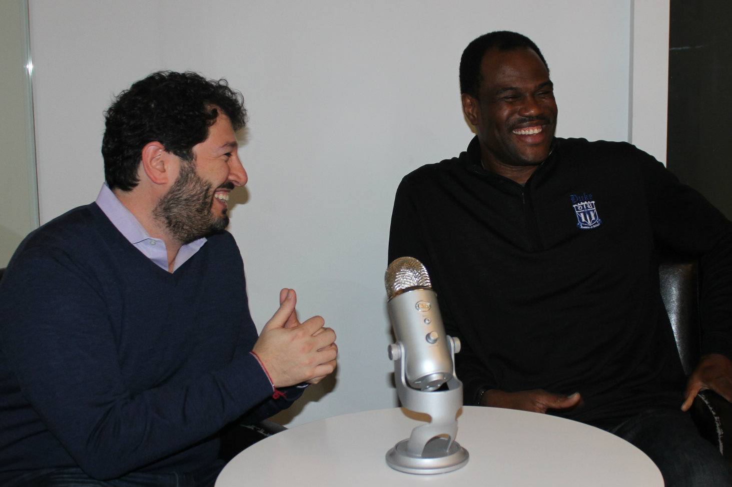Play Forever Podcast - Episode 1 David Robinson