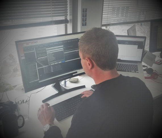 CTO Steve Parker Hard at Work During the Amazon S3 Outage