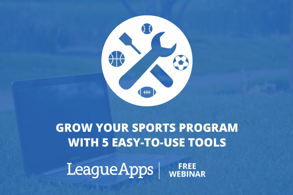 Grow Your Sports Program With 5 Easy-to-Use Tools