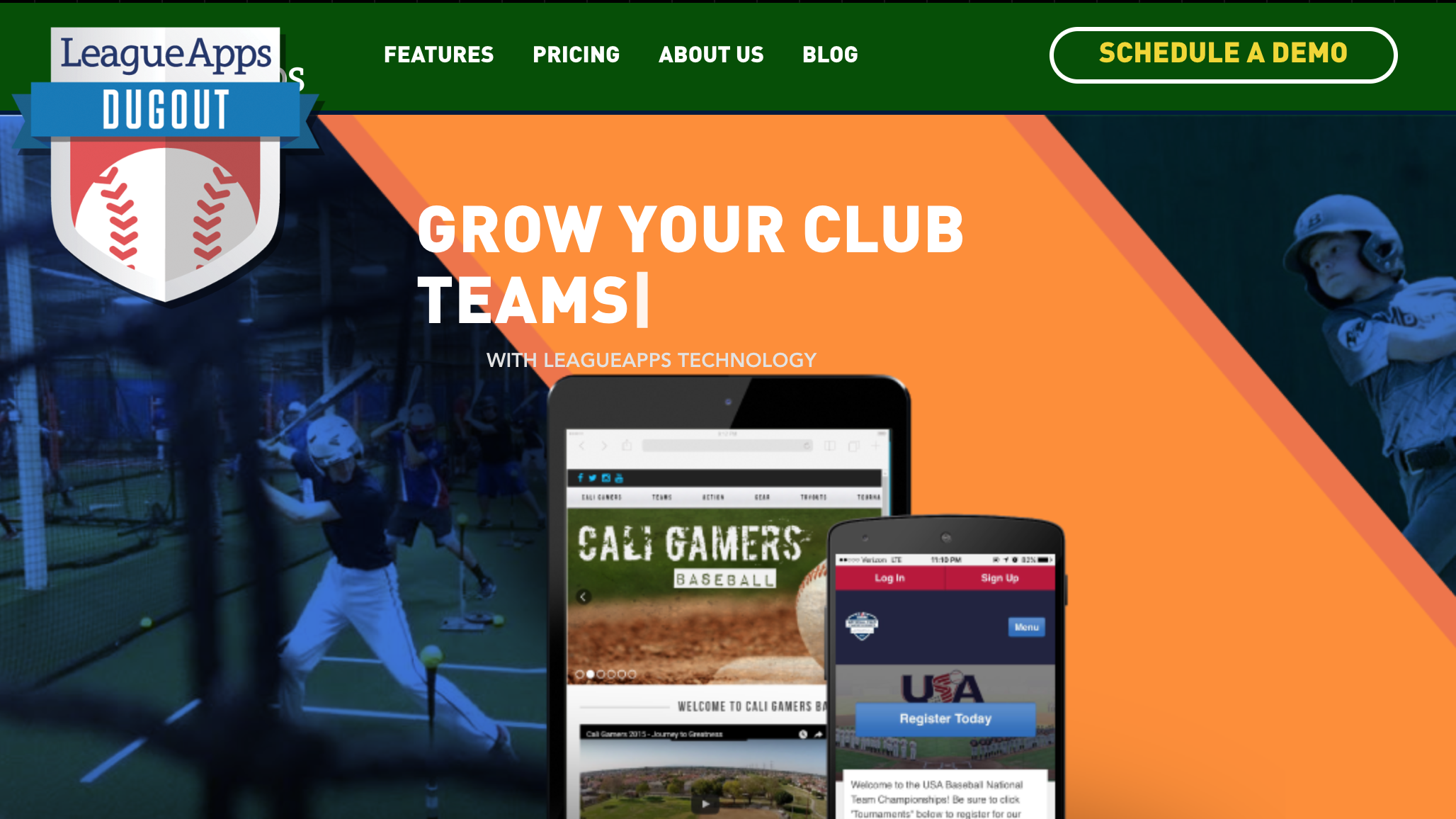 25 Baseball Travel Teams That Are Using LeagueApps Dugout