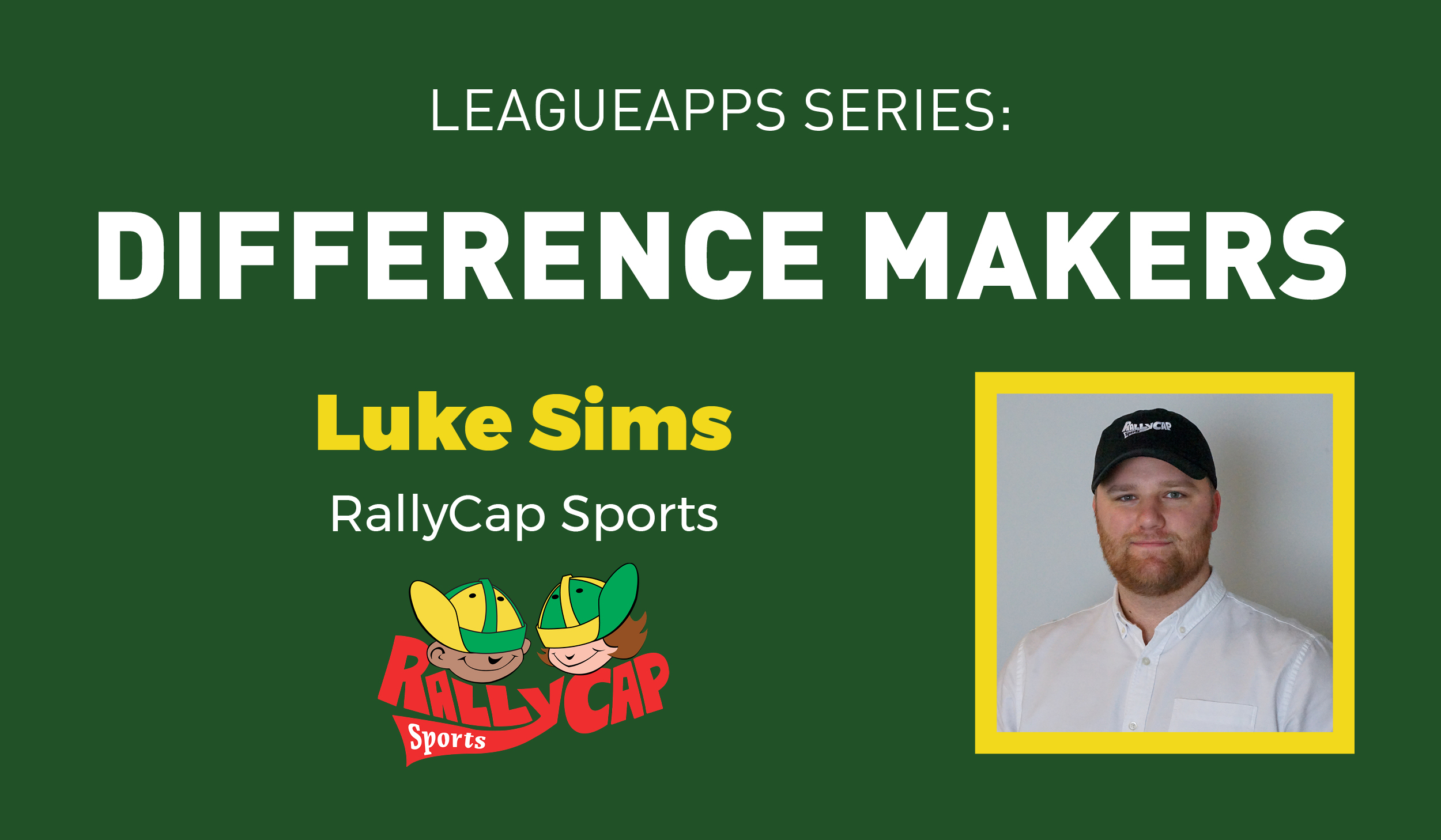 Difference Makers - RallyCap