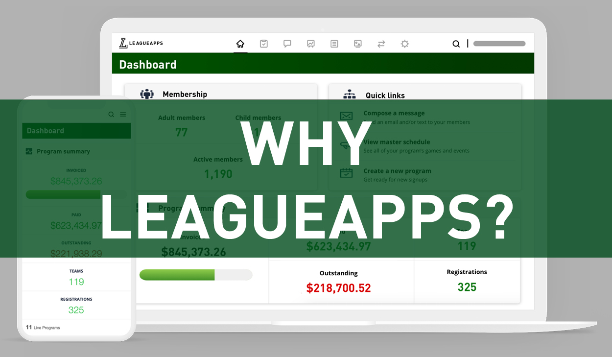 Why LeagueApps blog image